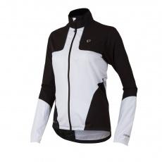PEARL iZUMi W ELITE BARRIER bunda, černá/bílá