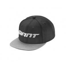 GIANT Trucker Cap-heather/black