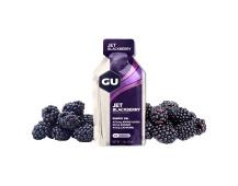GU Energy Gel 32 g-jet blackberry 1 SÁČEK (balení 24ks)