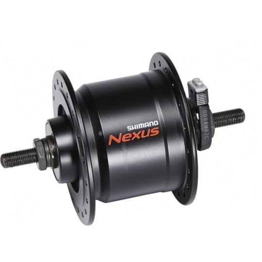 Přední náboj s dynamem Shimano NEXUS DH-C3000-2N 36děr