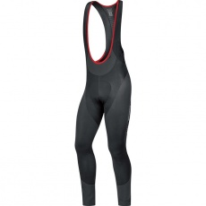 GORE Oxygen Partial Thermo Bibtights long+-black