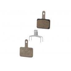 SHIMANO brzdové destičky B03S polymerové bez chladiče bal