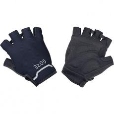GORE C5 Short Gloves-black/orbit blue
