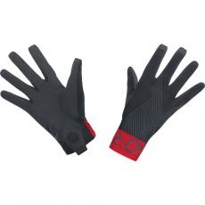 GORE Wear Pro Gloves-black/red-9