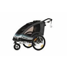 QERIDOO Sportrex 1 vozík - anthracit