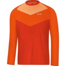 GORE C5 Trail Long Sleeve Jersey-orange.com