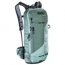 EVOC batoh FR LITE RACE 10 OLIVE - LIGHT PETROL