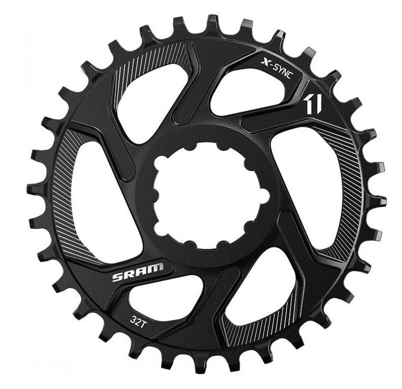 11.6218.027.030 - SRAM CR X-SYNC STEEL 11S 32T DM 3 OFF B BLK