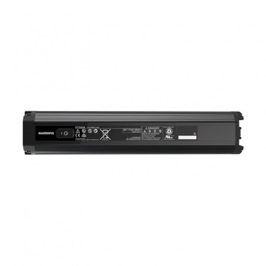 SHIMANO baterie STEPS BT-E8036 630 Wh integrované upevnění, černá