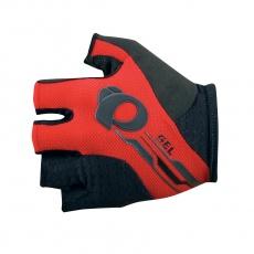 PEARL iZUMi ELITE GEL rukavice, TRUE červená/černá, S
