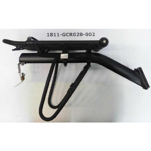 Carrier G-CR02B Al black w/strap w/Lock boss