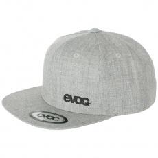 EVOC kšiltovka SNAP CAP heather grey