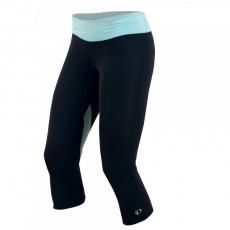 PEARL iZUMi W FLY 3/4 kalhoty, černá/PETIT FOUR (4NE), M