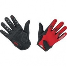 GORE Alp-X 2.0 SO Light Gloves-black/red