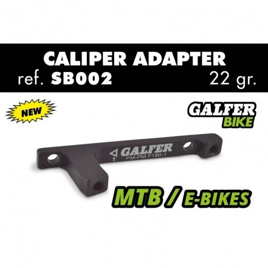 Galfer adaptér SB002 pro kotouč 160-180 / 180-203