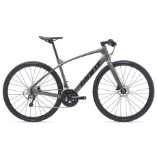 GIANT FastRoad Advanced 2 2021 Charcoal