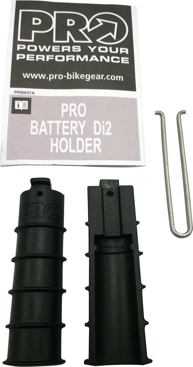 PRO Di2 držák baterie do krku vidlice s příslušenstvím
