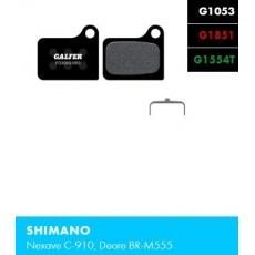 GALFER destičky SHIMANO FD305 standart