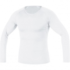 GORE M Base Layer Long Sleeve Shirt-white