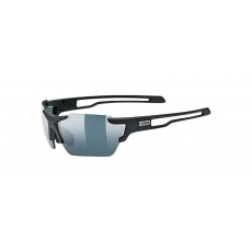 2021 UVEX BRÝLE SPORTSTYLE 803 SMALL CV (ColorVision), BLACK MAT (2290)