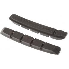 SHIMANO destičky pro kazetový typ brzdových špalíků M70R2 tvrdé, MTB, 2 páry