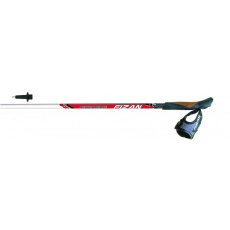 Nordic walking hole FIZAN NW PERFORMANCE Red N01.C72W