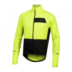 PEARL iZUMi ELITE ESCAPE CONVERTIBLE bunda, SCREAMING žlutá/černá,
