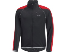 GORE C3 WS Phantom Zip-Off Jacket-black/red