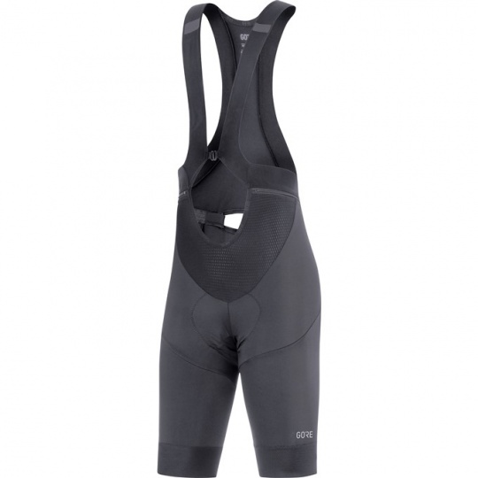 GORE C5 Women Bib Shorts+-black