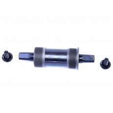 Středová osa  zapouzdřená  misky ocelové  BSA délka 122,5mm