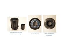 WHEEL 11 Freehub Rear 142mm Cobalt 3 alloy