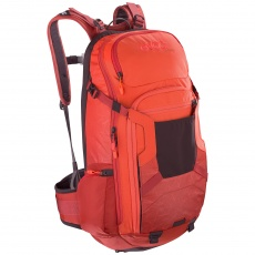 EVOC batoh FR TRAIL 20l - ORANGE - CHILI RED
