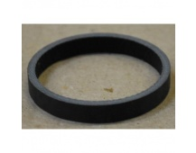 HD washer/spacer OD2 Spacer 31.8x35.8x5mm UD Carbon Matt