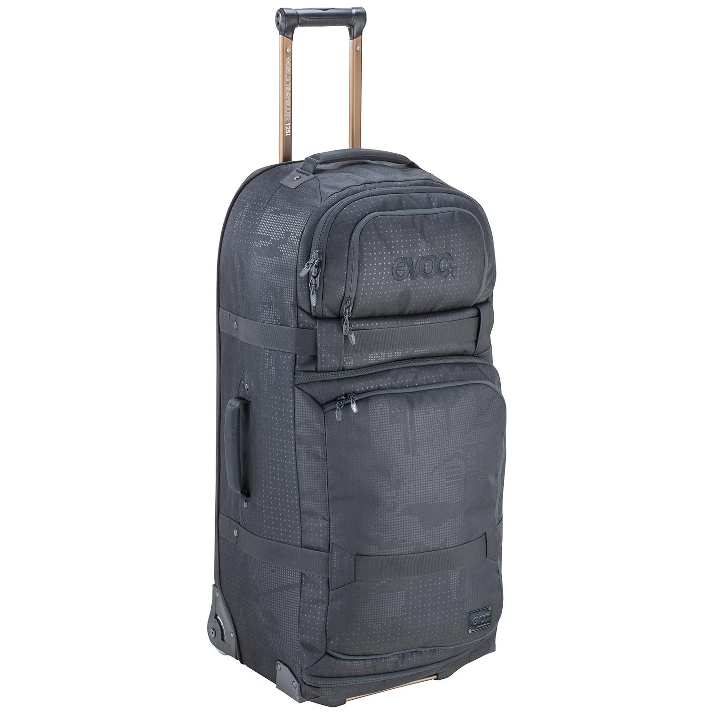EVOC cestovní taška - WORLD TRAVELLER BLACK - 125l