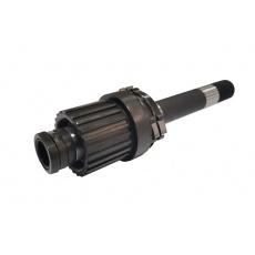 Ořech s oskou X12 Novatec Steel MicroSpline (D162SB-X12)