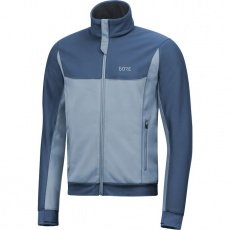 GORE R3 WS Thermo Jacket-cloudy blue/deep water blue