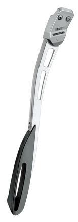 Pletscher stojánek Comp-Zoom 18 stříbrný