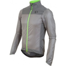 PEARL iZUMi ELITE BARRIER JACKET MONUMENT/SMOKED PEARL