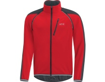GORE C3 WS Phantom Zip-Off Jacket-red/black-S