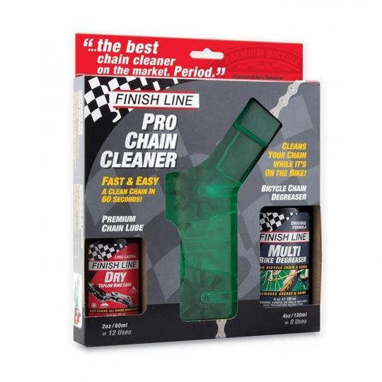 FINISH LINE Chain Cleaner Set-pračka řetězu