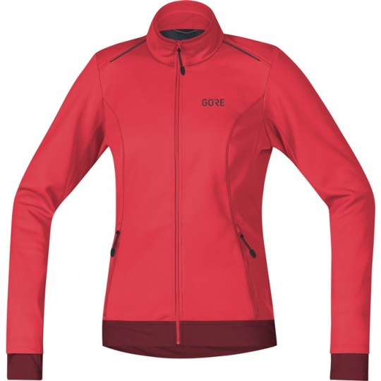 GORE C3 Women WS Thermo Jacket-hibiscus pink/chestnut red