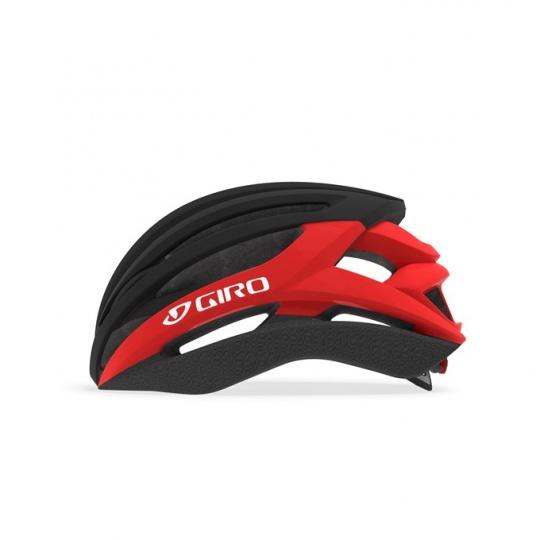 GIRO Syntax Mat Black/Bright Red