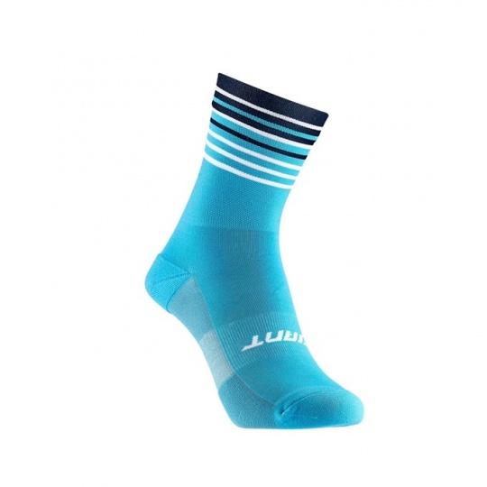 GIANT Race Day Socks-cyan