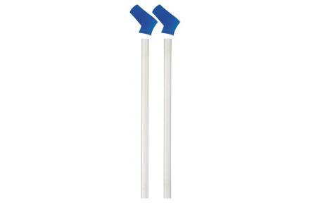 CamelBak eddy Bottle 2 Bite Valve/2 Straws Blue