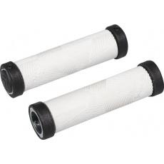 PRO gripy XC s fixační objímkou, bílé, 33x130mm