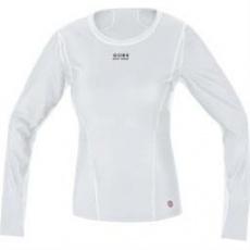 GORE Base Layer WS Lady Shirt long-light grey/white