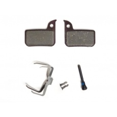 Brzdové destičky original Avid pro hydr.silniční brzdy,Red 22 | Force 22 / CX1 | Rival 22 / 1 | S-700 | Level Ultimate/TLM SRAM-organické