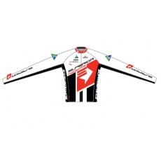 Superior Riders zateplený dres dlouhý rukáv