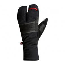 PEARL iZUMi AMFIB LOBSTER GEL rukavice, černá