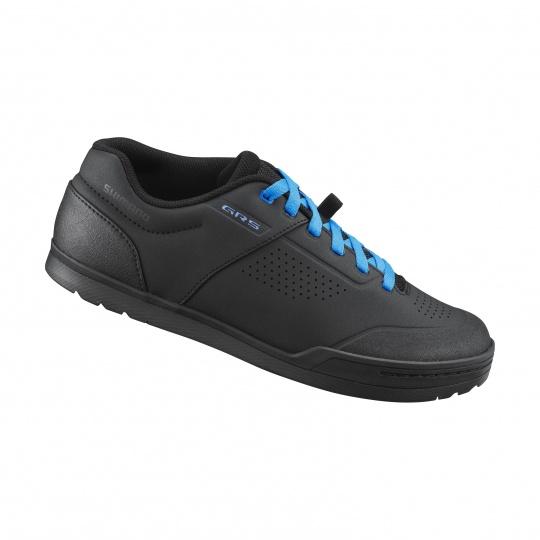 SHIMANO MTB obuv SH-GR501, černá/modrá, 38
